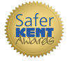 Winners of the Safer Kent Award 2010